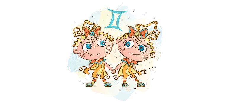 Bliźnięta - znak zodiaku - Stylisi